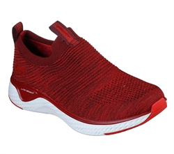 Skechers Womens Solar Fuse - Lite Joy - 13329RED