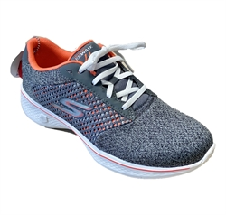 Skechers Womens GOwalk 4 - Exceed - 14146CCCL