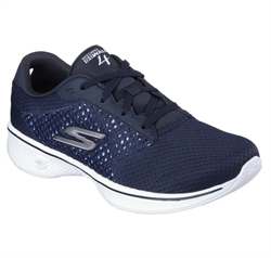 Skechers Womens GOwalk 4 - Exceed - 14146NVW