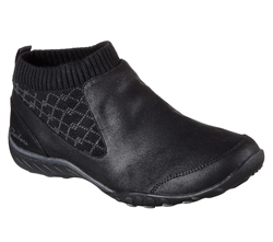 Skechers Womens Breathe-Easy - Declare-23095BLK