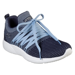 Skechers Womens BOBS Sparrow - Sneaker Club - 32709NVBL