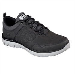 Skeckers Mens Flex Advantage 2.0 - Dali - 52124BLK