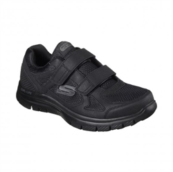 Skeckers Mens Flex Advantage 1.0 - Este - 58365BBK