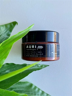 AURI copenhagen Facial clay mask-AC 05